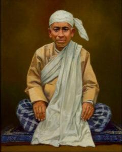 Saya Thetgyi tam Boş Ayna Vipassana