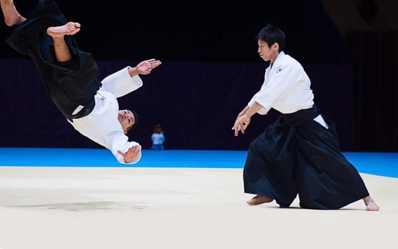 İnanılmaz Aikido Eğitmeni
