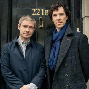 Sherlock Holmes Gibi Düşünmek Kitap Boş Ayna